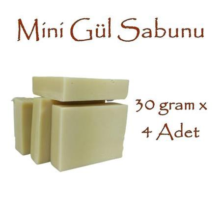 Mini Gül Sabunu